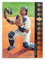 Mike Piazza #80 (1994 Upper Deck SP) Baseball Card, Los Angeles Dodgers, HOF