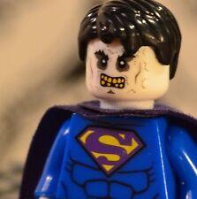 SM Custom made for LEGO blocks BIZZARO Superman DC Marvel Superheroes