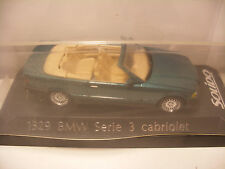 Ancienne Voiture 1/43 SOLIDO France 1529 BMW Serie 3 Cabriolet 1/43 Neuf