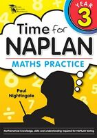 Time for NAPLAN Maths Practice Year 3