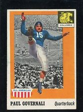 1955 Topps All American #73   Hugh Governali       LOOK !!!