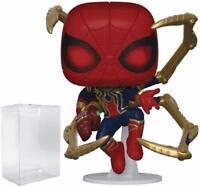 Funko Marvel: Avengers Endgame Iron Spider with Nano Gauntlet Pop! Vinyl Figure