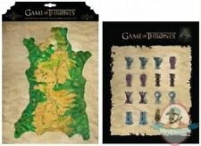Game of Thrones Westeros Map Magnet Set by Dark Horse