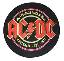 AC/DC Official Backpatch High Voltage Rock n´ Roll Backpatch AC/DC Australia