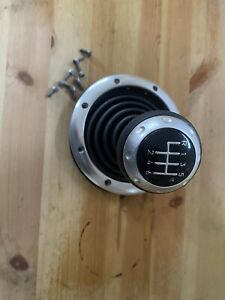 Audi TT MK1 Gear Surrond And Gearknob And Gaiter