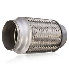 2.5 Stainless EXhaust Flex Pipe Bellow Flexible Joint Coupler 153mm In Length