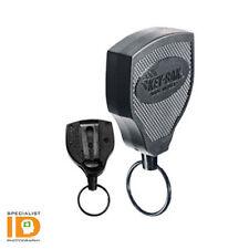 S48k By Key Bak Super 48 Heavy Duty Retractable Key Reel With Kevlar Cord