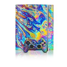 Sony PS3 Console Skin - World of Soap by Andreas Stridsberg - DecalGirl Decal