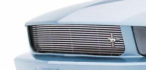 05-09 Ford Mustang (4.0) Kühlergrill - Oben - 3D Carbon