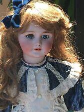 "23"" Tete Jumeau Dep 10 Bebe Doll"