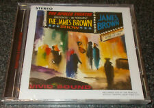 JAMES BROWN-LIVE AT THE APOLLO-CD 2004+4 BONUS TRACKS-NEW & SEALED