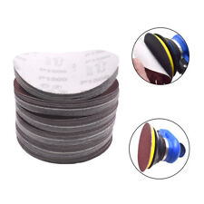 100pcs 150mm 6 Inch Sanding Disc 1500Grit Orbital Sander Pads Abrasive Sandpaper