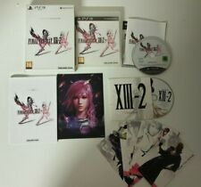 PS3 : FINAL FANTASY XIII-2 EDITION COLLECTOR