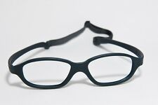 11a58832a2e3 MIRAFLEX NICK 53 ADULT SPORT SHAPE EYEGLASS FRAMES HUNTER GREEN 53-19 NEW