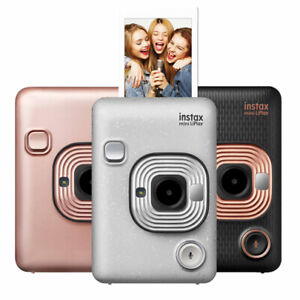 Fujifilm Instax LiPlay Sofortbildkamera SET  NEU