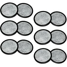 Everyday 12-Replacement Charcoal Water Filters for Mr. Coffee Machines 12-Pack