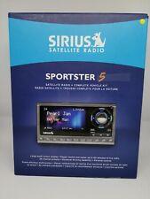 *Free Shipping* Sirius Satellite Radio Sportster 5 Sp5Tk1C W/ Vehicle Kit - New