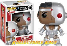 Justice League - Cyborg Pop! Vinyl Figure