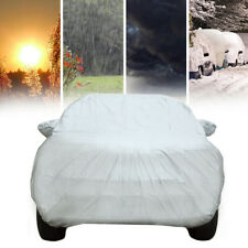 1x WaterProof Car SUV Full Cover Outdoor Dust UV Ray Rain Snow Proof Universal