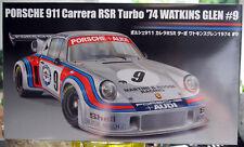1974 Porsche 911 Carrera RSR TurboWatkins Glenn # 9 Martini 1:24 Fujimi 126494