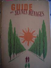 guide des jeunes menages 1956
