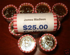 2007 James Madison Presidential $1 ROLL(25)