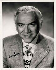 Bonanza's Lorne Greene 7.25'' x 9'' Signed Photo
