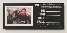 PB & Photo Running/Runner Medal hanger/holder