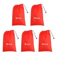 Waterproof Drawstring Storage Bag Climbing Hardware Camping Peg Carry Pack
