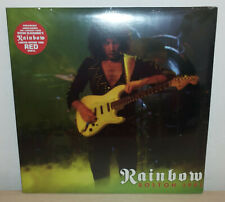 RAINBOW - BOSTON 1981 - RED - ONLY 1000 - 2 LP