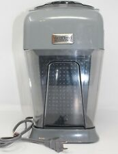 West Bend Professional Shaved Ice Maker Model 65041 Electric Treat Maker Gray