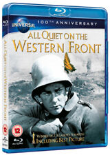 All Quiet On the Western Front Blu-Ray (2012) Lew Ayres, Milestone (DIR) cert