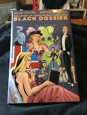 The League of Extraordinary Gentlemen : Black Dossier by Alan Moore Hardcover