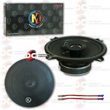 BRAND NEW MEMPHIS 5.25 INCH 2-WAY CAR AUDIO SPEAKERS (PAIR) 5.25""