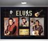 Elvis Presley signed autograph Music Art print poster Framed