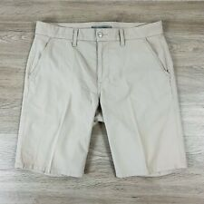 Joes Jeans Brixton Slim White Cotton Stretch Shorts Mens 31//32//33 NWT $158