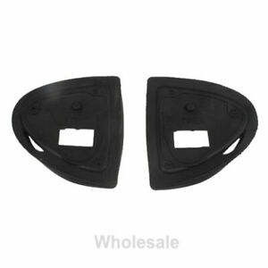 Mirror Gasket Seal For Mercedes Benz W220 S350 S430 S500 S55 AMG L & R Pair B044