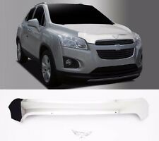 Chrome Emblem Hood Guard Protector Cover 1pcs For GM Chevrolet Trax 2014 2016