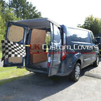 FORD TRANSIT TOURNEO (2013 ONWARDS) REAR AWNING COVER - GREY 514