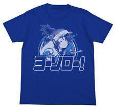 Love Live! Sunshine COSPA You Meme Character Blue Cotton T-shirts Anime Size XL