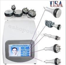 5IN1 40K Cavitation Vacuum Multipolar RF Hot&Cold Hammmer Slimming-USA