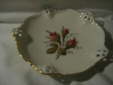 Collectible Classic Rose Rosenthal Group Germany small plate or dish