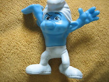 Mc Donalds McDonald Happy Meal Sammelfigur Nr.9 Schlumpf Hefty BPZ 2013 Smurfs
