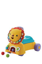 NEW Fisher-Price 3in1 Sit and Stride Lion
