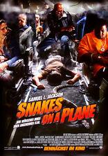 Snakes on a Plane ORIGINAL A 1 Kinoplakat S. L. Jackson