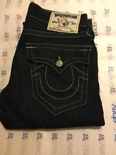 NEW True Religion Women's Super Skinny with Flaps Big T Stretch Jeans - 29
