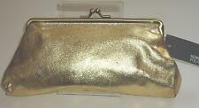Kenneth Cole Ladies Evening Bag Wedding Purse Bridal Prom, Party Bag, GOLD