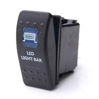 Car Boat ARB Carling Dual LED Back Light Rocker Switch SPST ON-OFF 12/24V  N9Z9