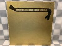 BAD MANORS Crowbar LP Record Album Vinyl