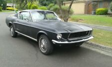 FORD MUSTANG,1968,FASTBACK,C,CODE 289 V8,AUTO, POWER STEERING,1 OF 20 MADE.WOW!